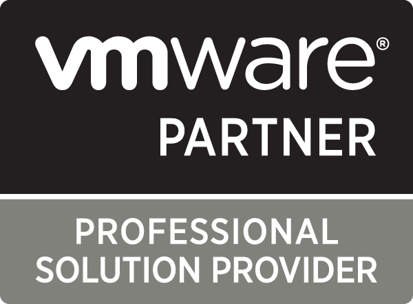 Tukikomppania on virallinen VMware Solution Provider